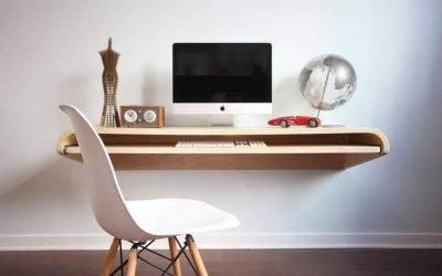 Solución de Diseño y Decoración «Teletrabajo desde casa»